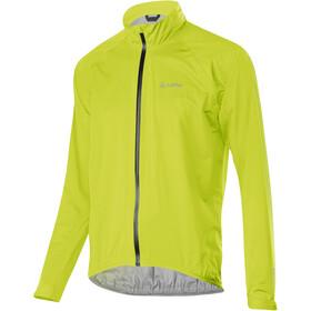 Löffler Prime GTX Active Fahrrad Jacke Herren gelb